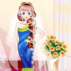 Sara Wedding Fashion Dress Up Game