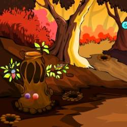Golden Snail Escape Game