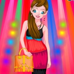 Dream Cute Girl Dress Up Game