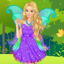 Princess Butterfly Dress Up Game
