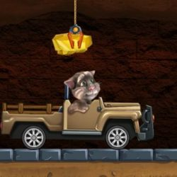 Tom Cat Mining Game