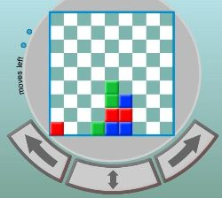 Gravity Grid Game