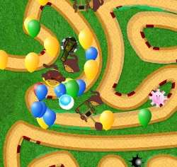 Bloons Tower Defense 3 Game