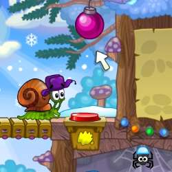 Snail Bob 6 - Winter Story Game