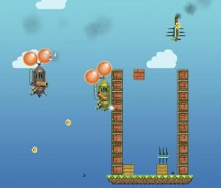 Air Battle Game