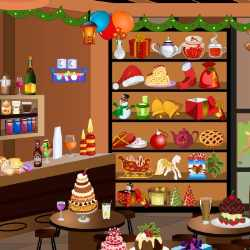 Hidden Objects Christmas Party Game
