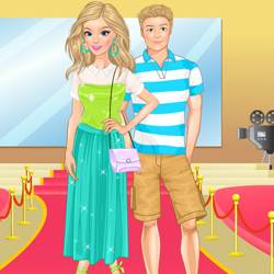 Movie Date Dress Up Game