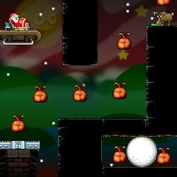 Super Santa Bomber Game