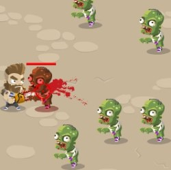 Zombie Incursion Game