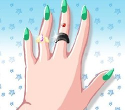 Dream Nail Designer Game