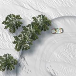 Snow Drift Racing Game