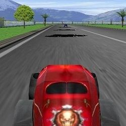 Hot Rods Racing Game