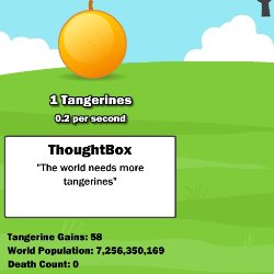 Tangerine Tycoon Game