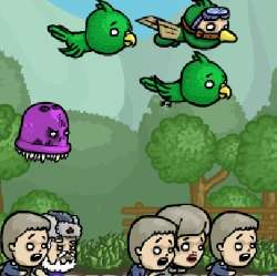 Headcrab Invasion Game