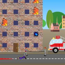 Rescue Firefighters Game