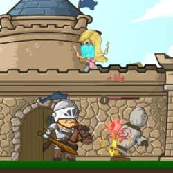 Castle Knight Game