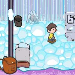 Escape From Ice Mountain Game