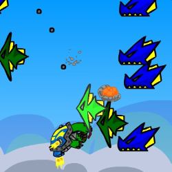 Battle Turtle Game