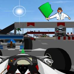 Indy Racing Symphony Game