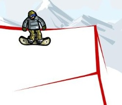 Snowboard Stunts Game