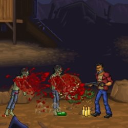 Tequila Zombies 3 - Thing to Die For Game