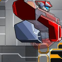 Robot Warrior Game