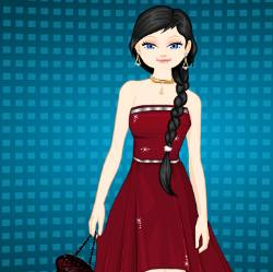 Stunning Teen Dress Up Game