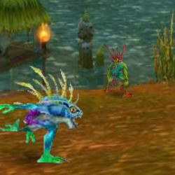 Murloc - Stranglethorn Fever Game