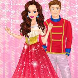 Princess Love Tale Dress Up Game