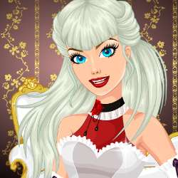 Mysterious Vampire Dress Up Game