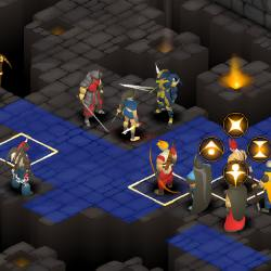 Tactics Core Game