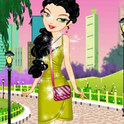 Modeling Girl Dress Up Game