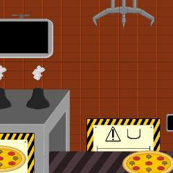 Pizza Manufacturing Facility Game