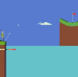 Battle Golf Game