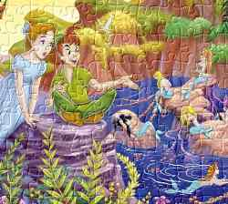 Peter Pan Jigsaw 2 Game