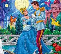 Cinderella Jigsaw 2 Game