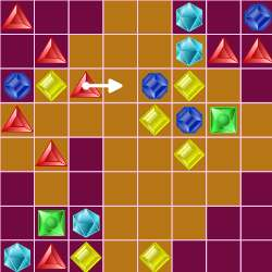 Crystal Lines Game