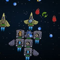 Galaxy Siege 2 Game