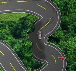 Highway Drift Racing Game