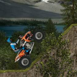 ATV Ride Game