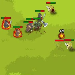 Monster Force War 2 Game