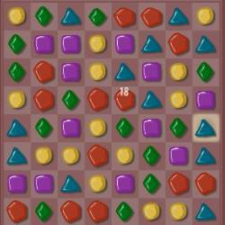 Candy Jewels Story Game