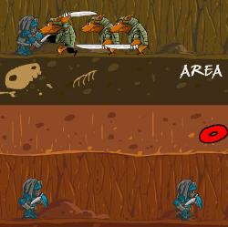 Underground War 4 Game