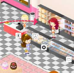 Frenzy Bakery Game