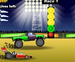 Drag Race Demon Game