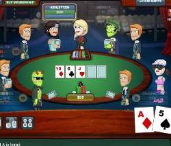 EGO Texas Hold 'Em Game