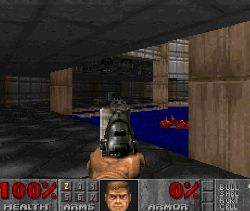 Doom 1 Game
