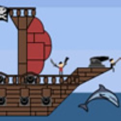 Pirate Ship Creator Game