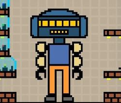 Pixelbots Game