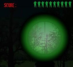 Terror Camp Game